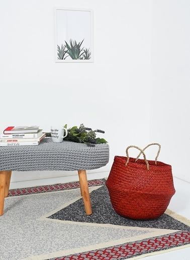 Morhipo Home Çift Taraflı Kilim 120x180cm Kırmızı